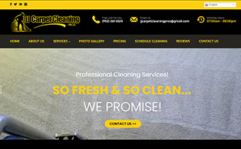 JJ Carpet Cleaning